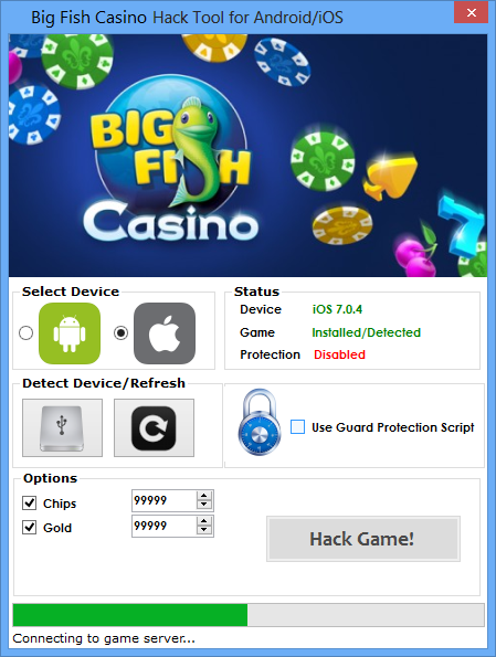 Big fish casino on twitter