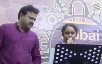 Konjam Nilavu Thiruda Thiruda Song Cover Samiksha