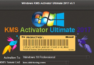 KMS Activator Ultimate For Windows 10