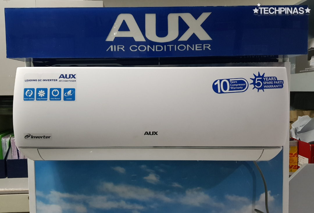 AUX J-Series Split-Type Inverter Aircon