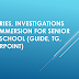 Inquiries, Investigations and Immersion for Senior High School (Guide, TG, PowerPoint)