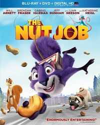 The Nut Job (2014) Dual Audio Hindi 300mb Download BluRay 480p