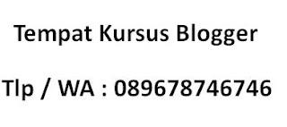 Tempat Kursus Seo Blogger Purwokerto, Banjarnegara, Purbalingga, Banyumas, Cilacap, dan Kebumen - Seo Satria