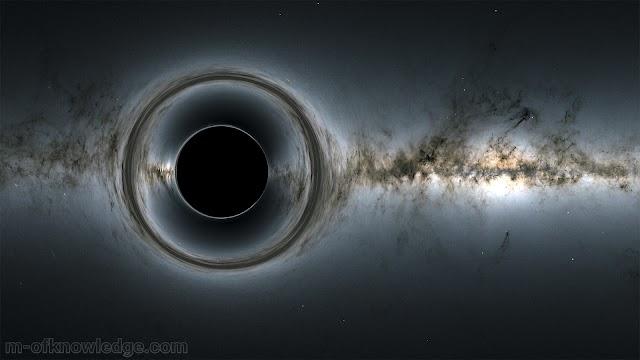 علماء يكتشفون أقرب ثقب أسود إلى كوكب الأرض و ربما الأصغر في المجرة !