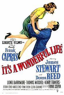The Its a Wonderful Life 1946 movieloversreviews.filminspector.com film poster