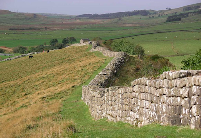 #TwistedTropes 21. Hadrian s busted wall