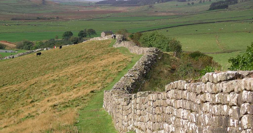 #TwistedTropes 21. Hadrian's busted wall