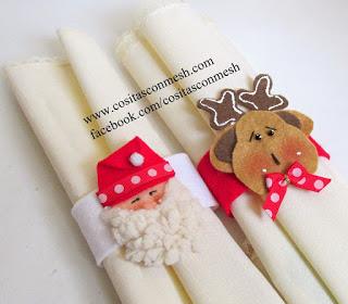 porta-servilletas-navideño