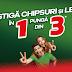 Concurs Chio Chips 1din3 - Castiga 100.000 de lei in punga Chio cu bentita promotionala