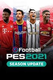 โหลดเกมส์ [Pc] eFootball PES 2021