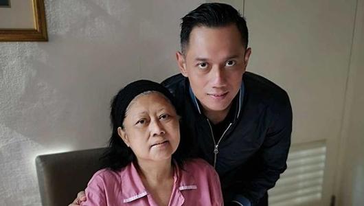 Keluarga SBY Menangis Dengar Ucapan Jokowi Soal Ibu Ani