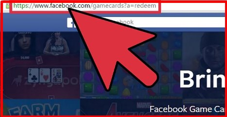 Facebook Game Cards Redeem