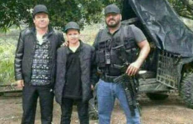"""AUDIO: La Historia De """"El Cholo Ivan o Cholo Vago"""" fue reclutado para pelear la plaza en Tamaulipas a los Zetas y termino protegiendo a El Chapo Guzman"""