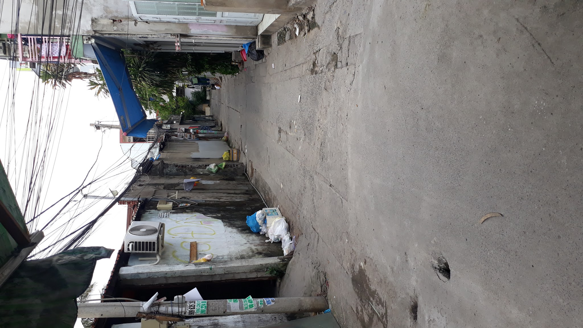 Bán nhà hẻm C2 Phạm Hùng Bình Hưng Bình Chánh dưới 2 tỷ