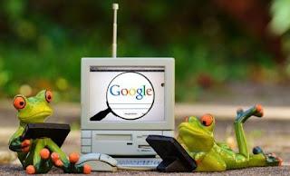 Gambar 2 Cara Agar Postingan Tampil di Pencarian Google Dalam Hitungan Detik