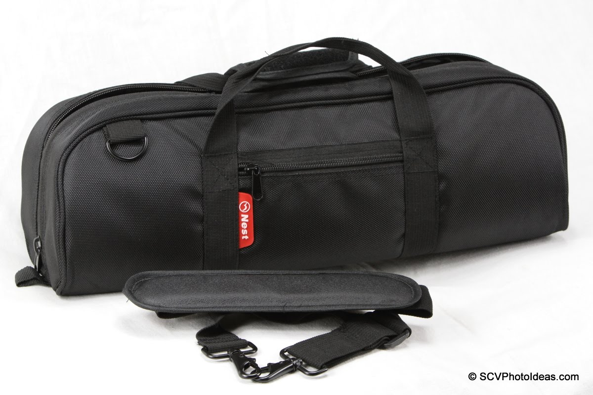 Nest NT-6294CT carrying case and strap