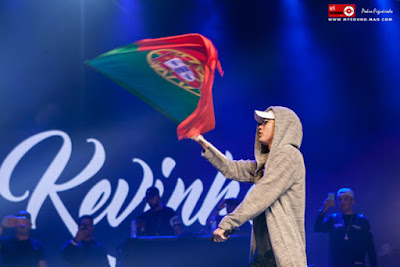 Kevinho em Lisboa