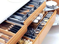 5 Tips Memaksimalkan Penyimpanan Pada Kitchen Set