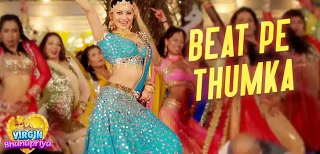 BEAT PE THUMKA LYRICS – VIRGIN BHANUPRIYA | NewLyricsMedia.Com