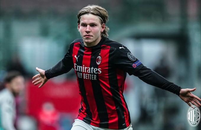 Milan-Sampdoria 1-1: Hauge risponde a Quagliarella
