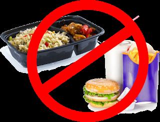 5 aliments de régime qui peuvent faire grossir