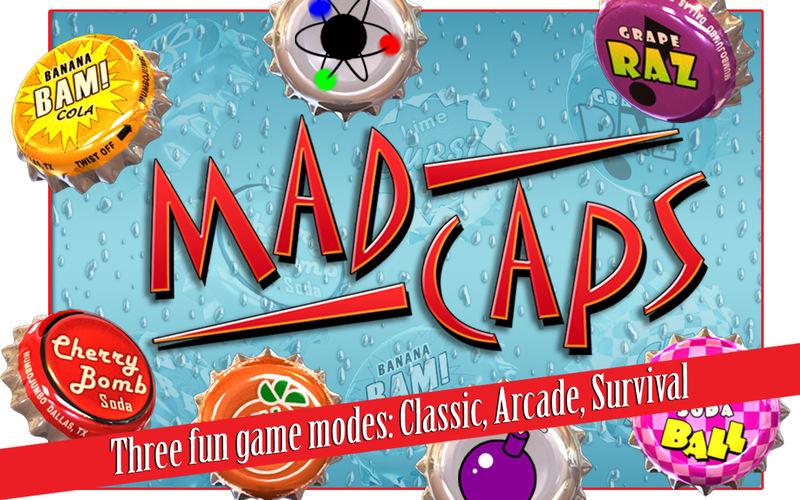 تحميل لعبة mad caps كاملة مجانا