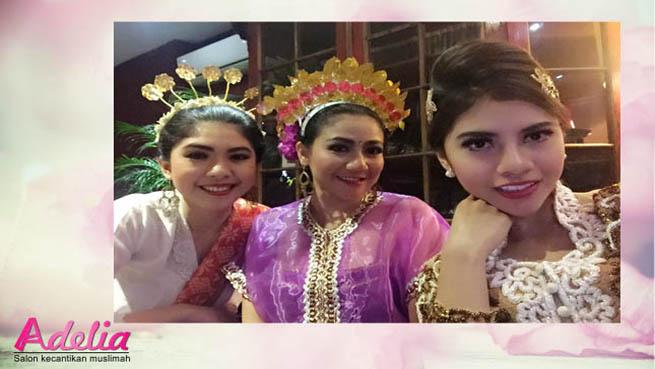 Jasa Makeup Wisuda Murah Jakarta Depok Tangerang
