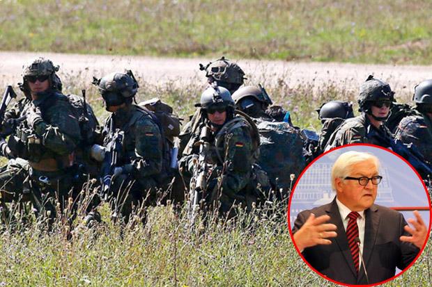 Pemerintah Jerman Sebut NATO Gila Perang