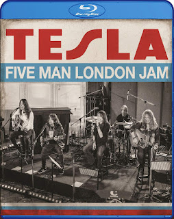 Tesla: Five Man London Jam [BD25]