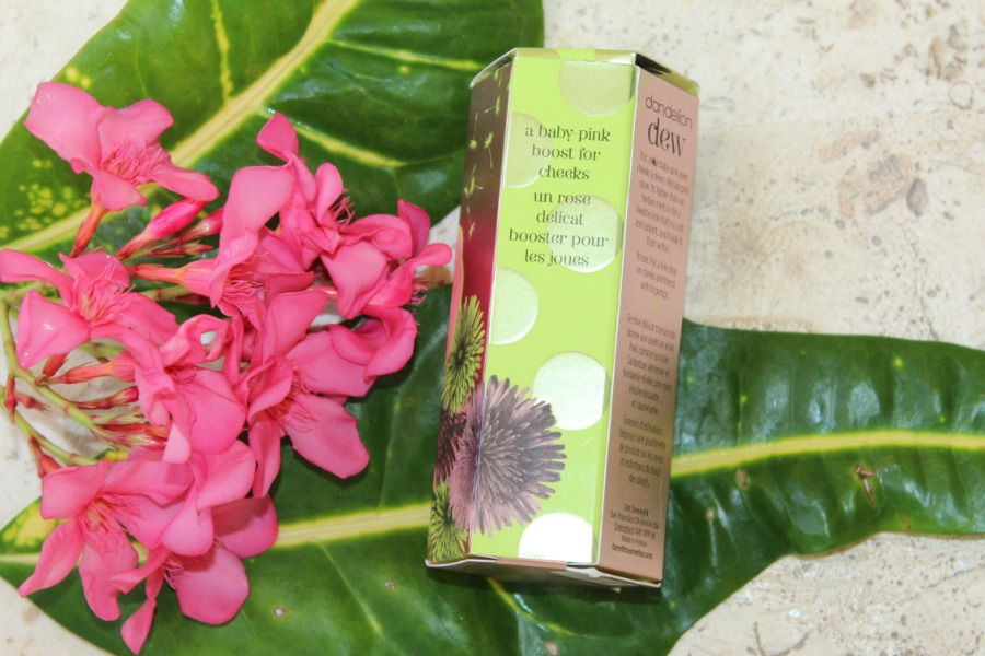 Benefit Dandelion Dew Review And Photos Pink Paradise Beauty