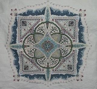 Châtelaine Stitchers Finished