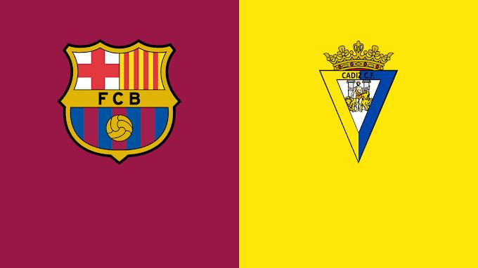 مشاهدة مباراة برشلونة وقادش بث مباشر اليوم 23/09/2021 الدوري الاسباني