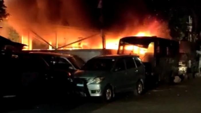 Pangdam Ungkap Anggota Mengaku Dikeroyok Picu Polsek Diserang