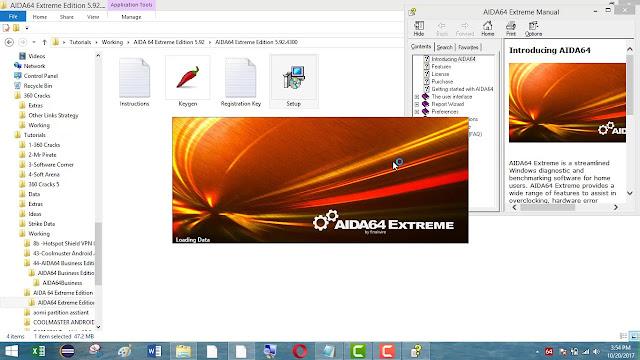 تحميل برنامج aida64 extreme edition كامل 2018