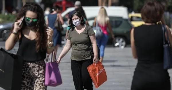 Επιστρέφει η μάσκα ως εκδίκηση  - Κλειστοί χώροι εστίασης μόνο για εμβολιασμένους