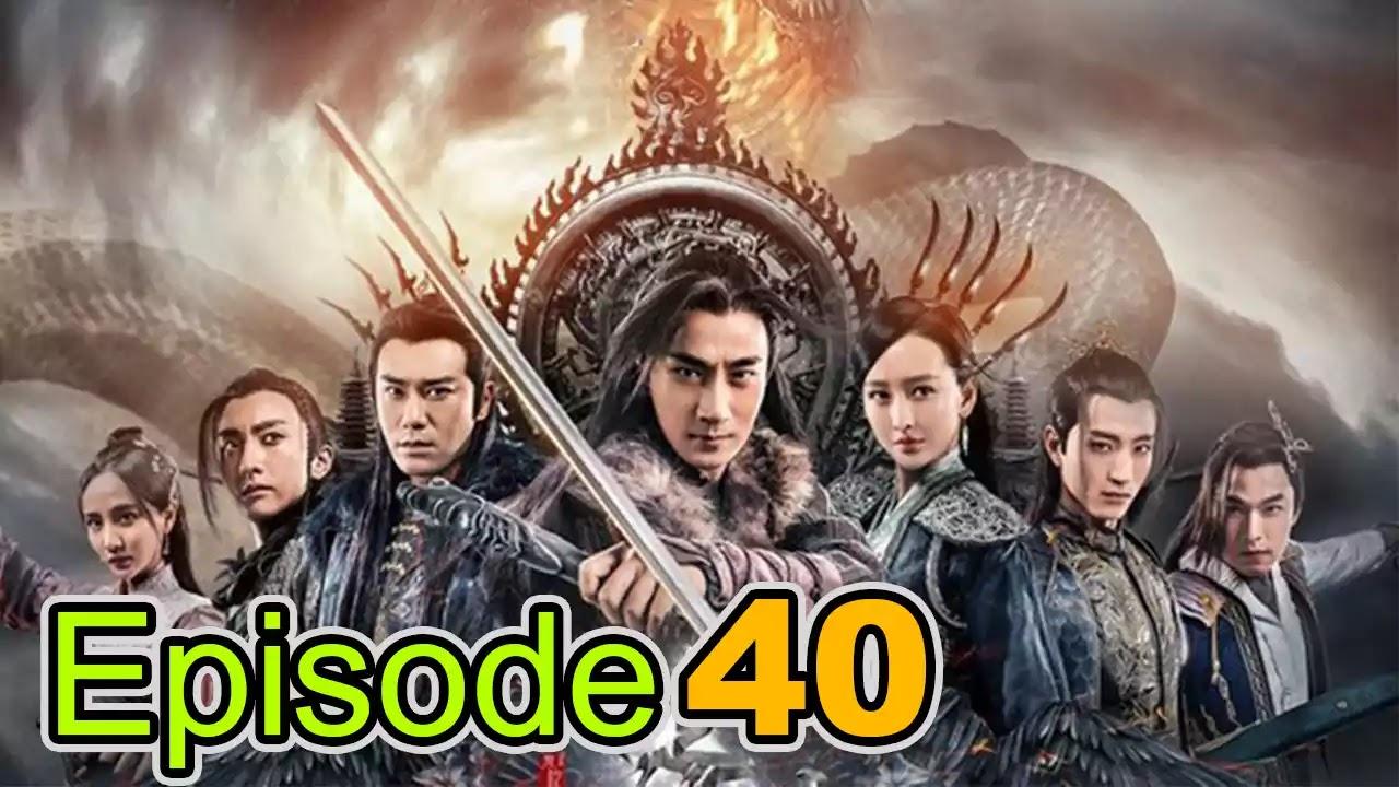 The Legend of Jade Sword (2018) Subtitle Indonesia Eps 40