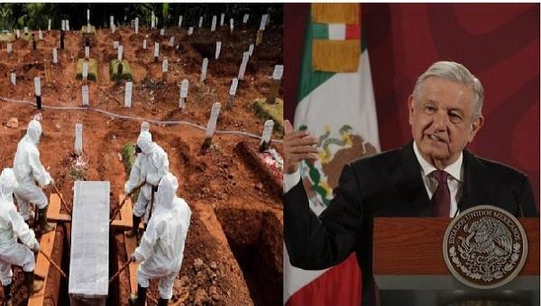 Hay más de 500 mil muertos en Latinoamérica por el covid; la cuarta parte de esos decesos se dieron en México (opinión)