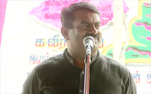 Seeman Talks About the Interesting Character Whom he Met In the Prison