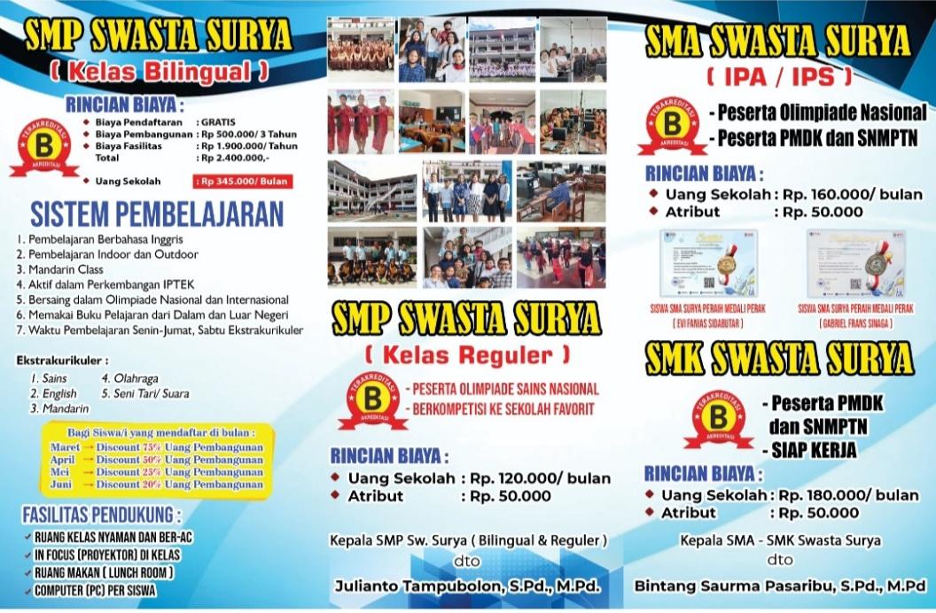 SMP Swasta Surya