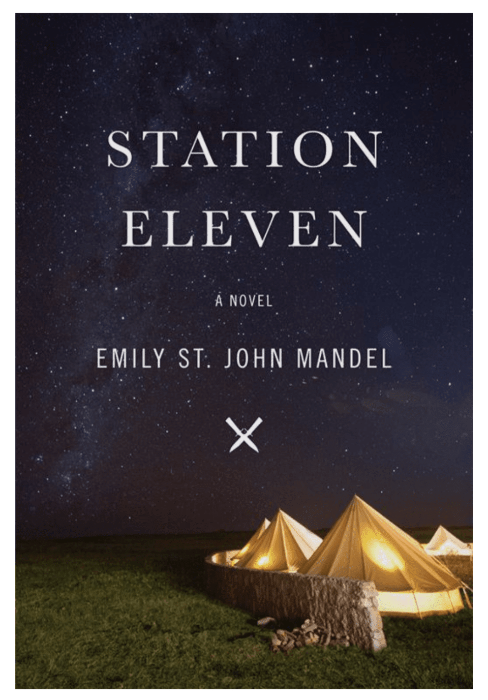 Station Eleven by Emily St. John Mandel | Superior Fiction | Book Review