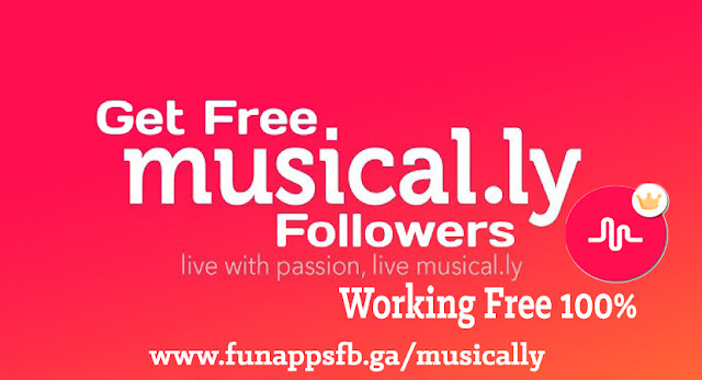 free musical.ly followers funappsfb