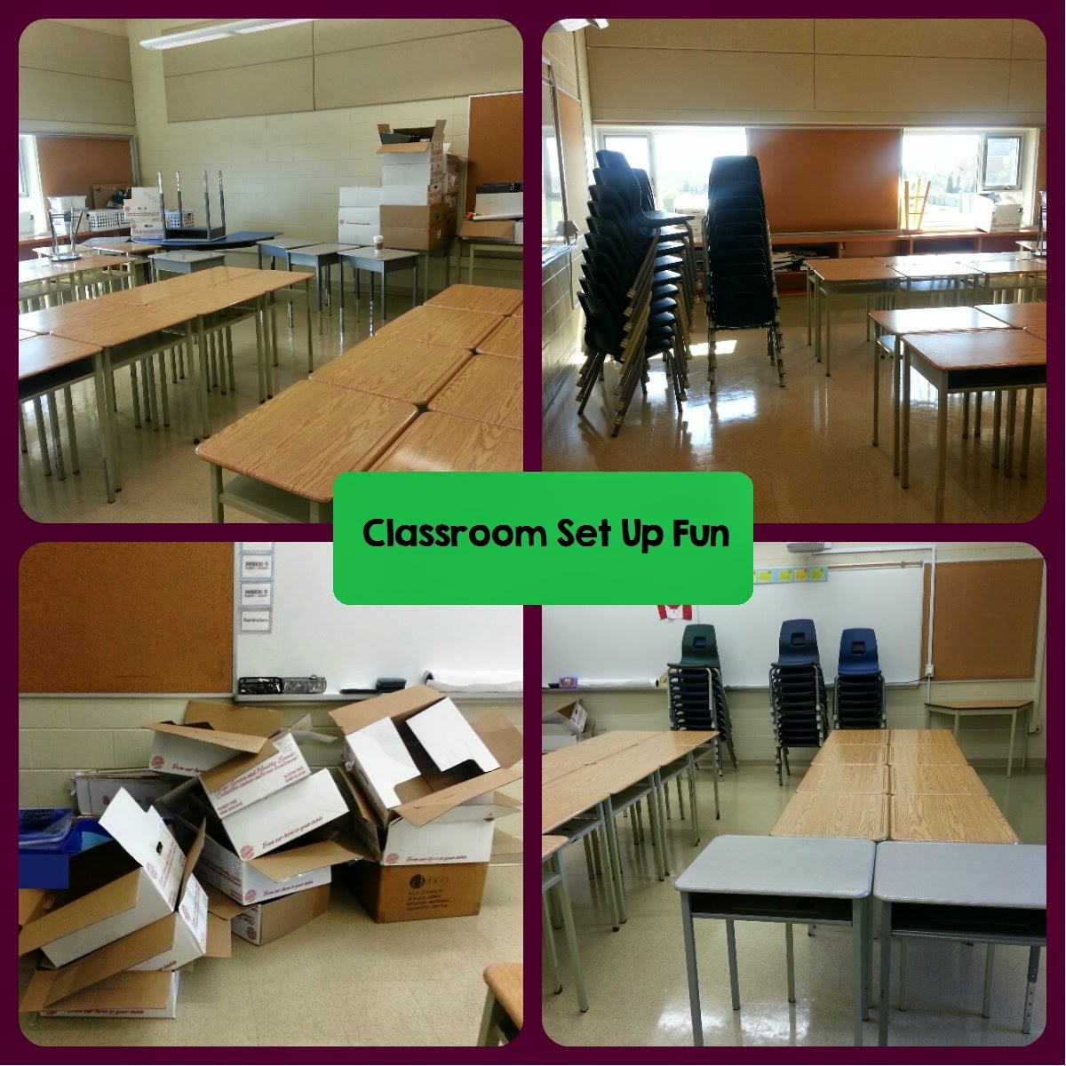 Classroom Design Middle School ~ How to set up a middle school classroom peas and dog
