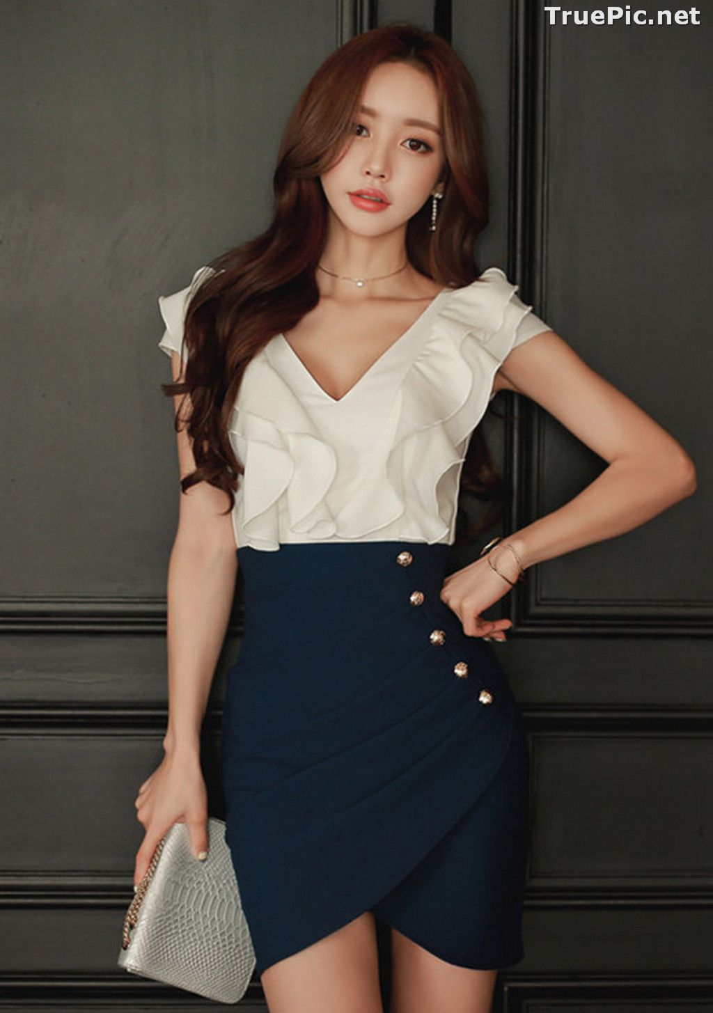 Image Son Yoon Joo Beautiful Photos – Korean Fashion Collection #4 - TruePic.net - Picture-3