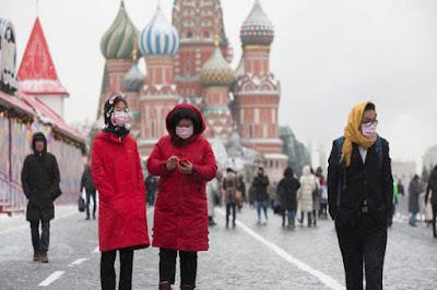 التكنولوجيا تتدخل في روسيا للحد من انتشار كورونا