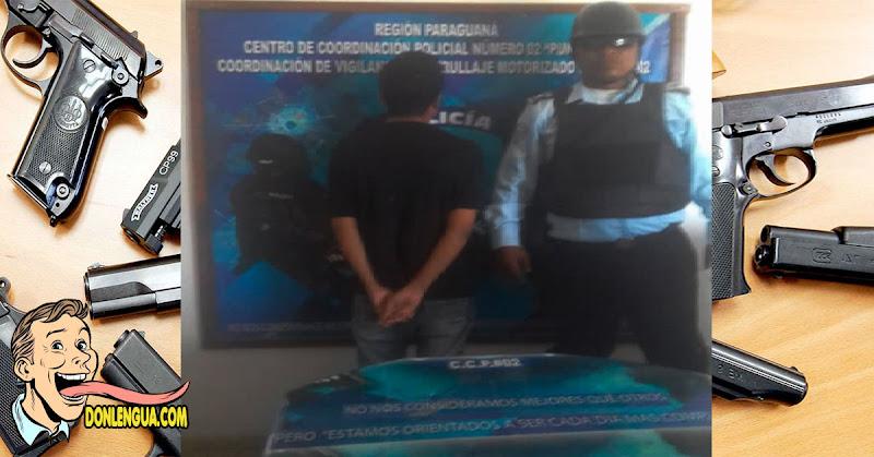 Capturaron a El Junior en Las Margaritas tras abusar de dos niño pequeños