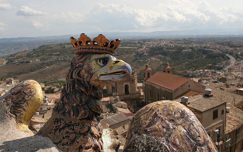 "Fantasia Tunni: Italia mia....."" Caltagirone "" Sicilia ..."
