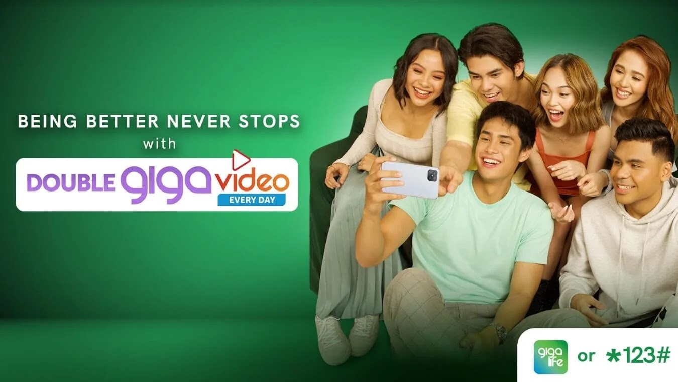 Smart GIGA VIDEO Data Promos Now with 2GB of FREE Data Every Day; Up to 60GB of FREE Data