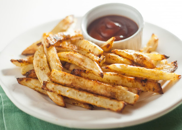 Steak Fries | Baked French Fries
