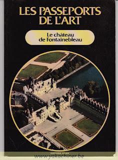 Le château de Fontainebleau, 1986