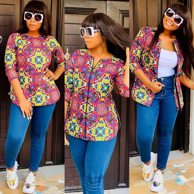 2019 Lovely Ankara Styles for All Ladies